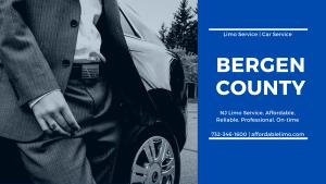 limo service bergen county, nj