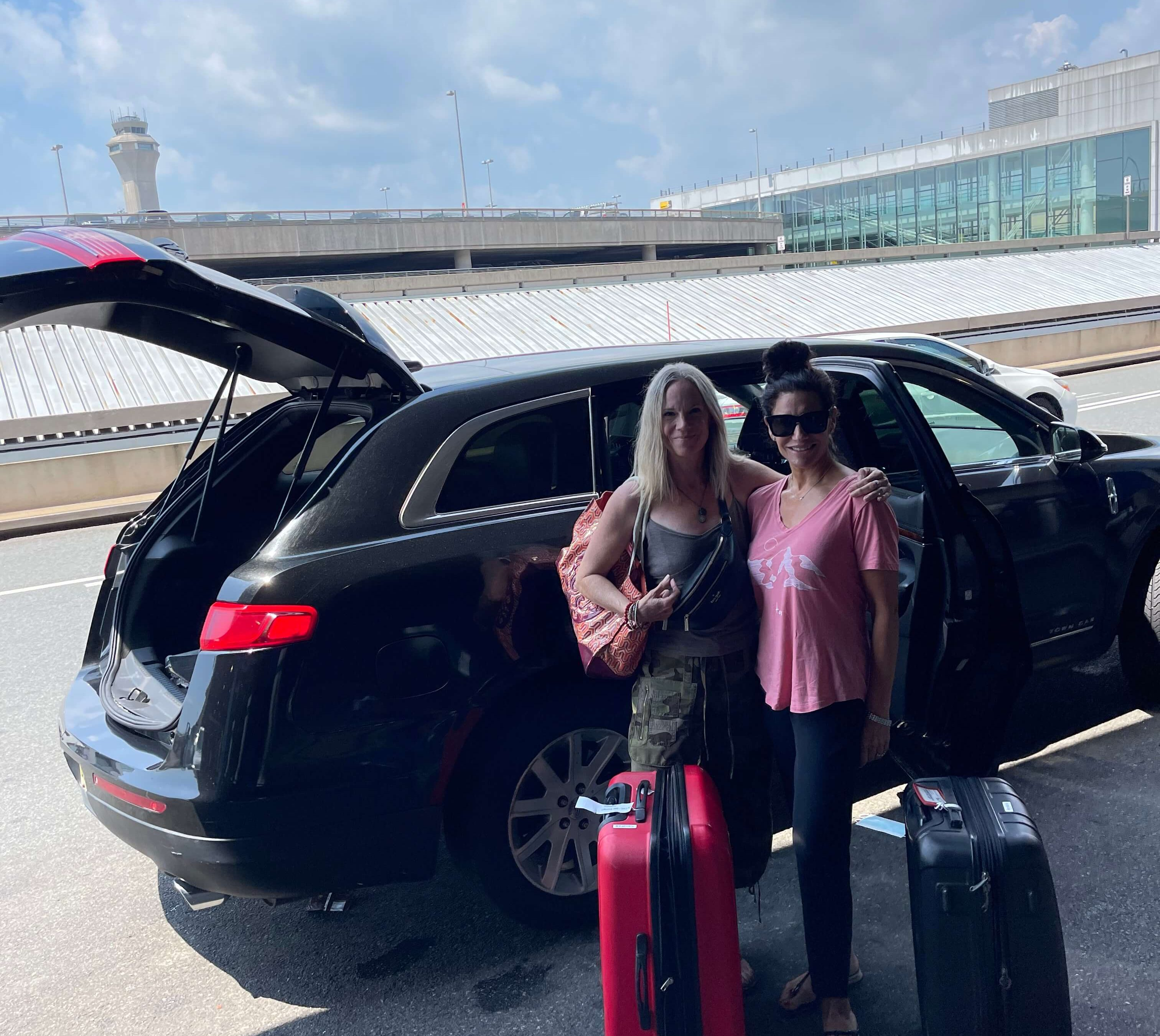 car service in Newark Airport